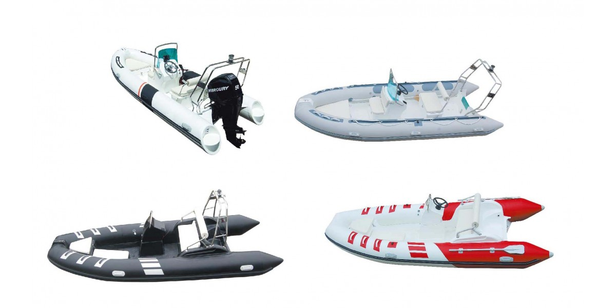 Inflatable Boat Types and Functions