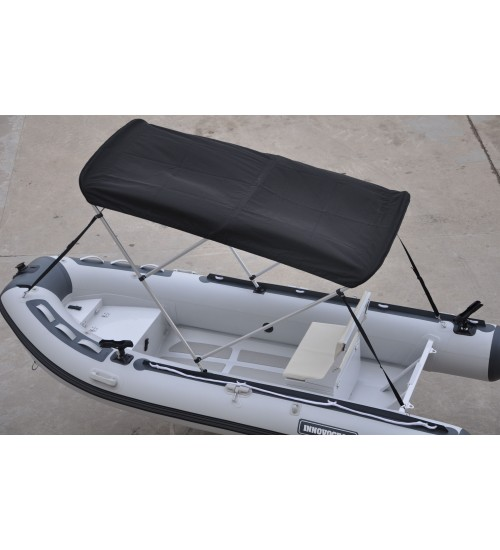 3 Bow Bimini Tops & Mounting Kits for Dinghies