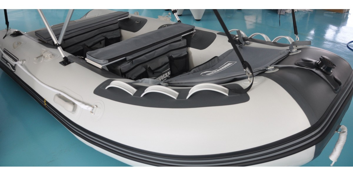 Why Choose Innovocean Boats?