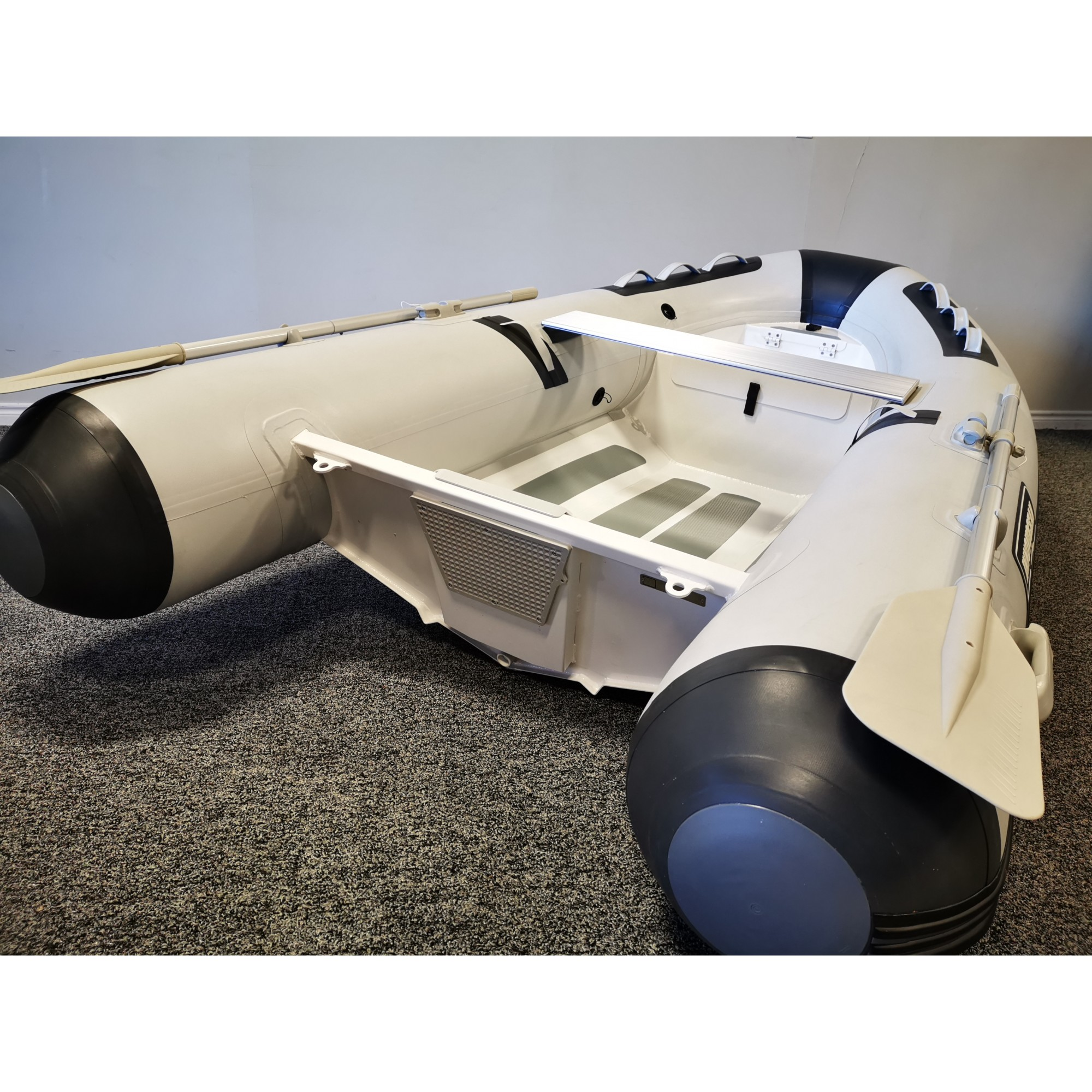 ALD 300 (10 feet) Classic Double Deck Aluminum RIB