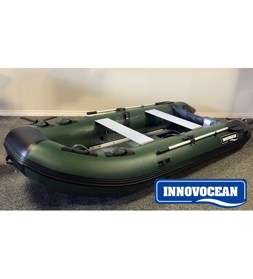 OS360 (12 feet) Inflatable Fishing and Hunting Boat