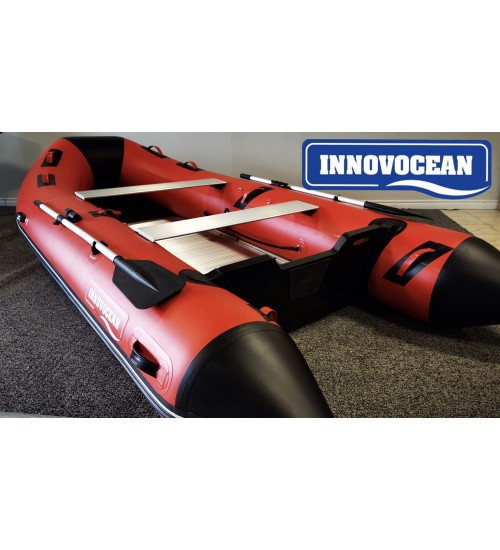 OS380 (12.5 feet) Inflatable Fishing and Hunting Boat